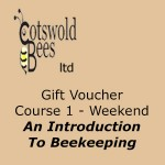 Course 1 – An Introduction To Beekeeping (Weekend) Gift Voucher